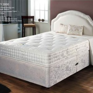 Infinity 2000 pocket sprung mattress-0