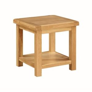Newbridge Oak end table -0