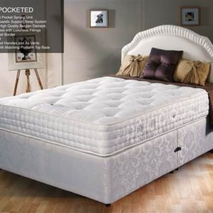 Rose' 1000 pocket sprung mattress-0
