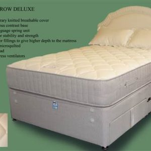 Venice deep quilted mattress-0