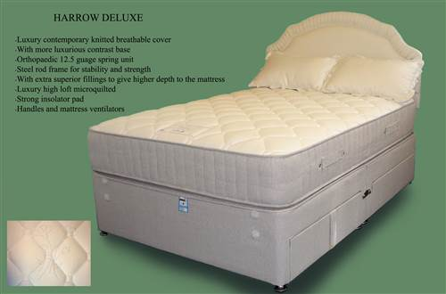 Venice deep quilted mattress-0