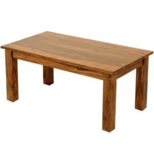Sheesham coffee table-0