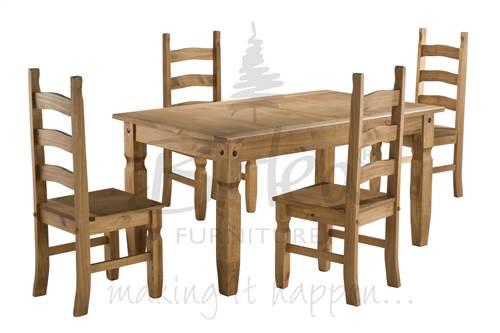 Corona 5' dining set -0