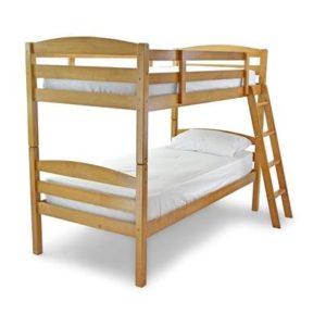 Modeste maple bunk bed-0