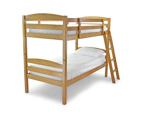 Modeste maple bunk bed-0