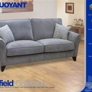 Fairfield 3 seater sofa-0