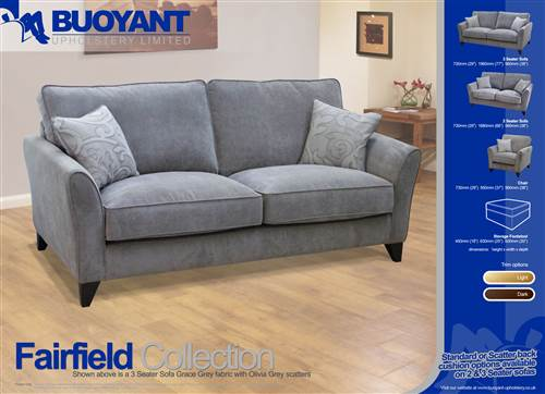 Fairfield 2 seater sofa-0