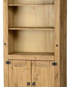 Corona 2 door bookcase-0