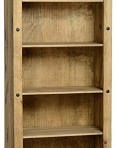 Corona tall deep bookcase-0