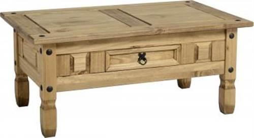Corona pine coffee table-0