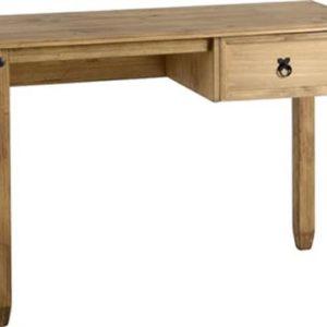 Corona pine study desk-0