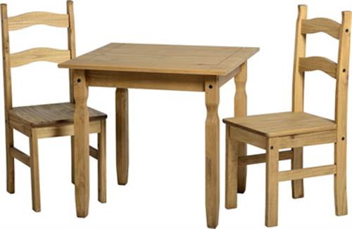 Corona Deluxe square dining set-0