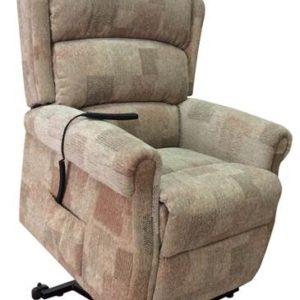 Lincoln dual motor rise + recline chair-0