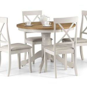Daventry round dining set-0