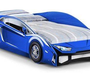 Venom racing car bedframe-0