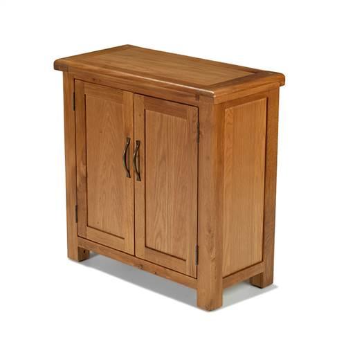 Earlswood oak petite cupboard-0