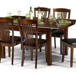Canada extending dining set-0