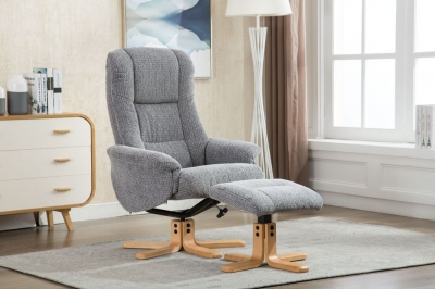 Florida swivel and recline chair-3742
