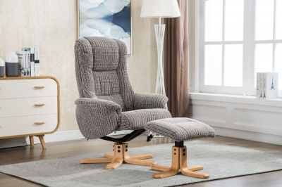 Florida swivel and recline chair-3741
