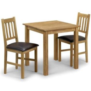 Coxmoor Oak square dining set-0