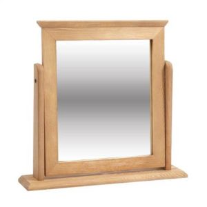 Cotswold Pine dressing table mirror-0