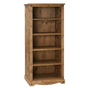 Corona Deluxe tall deep bookcase-0