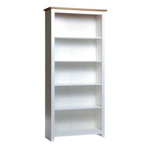 Capri tall bookcase-0