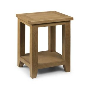 Astro oak lamp table-0