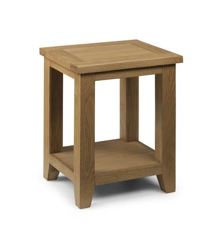 Astro oak lamp table-0