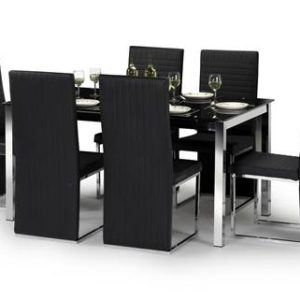 Temple glass dining set-0