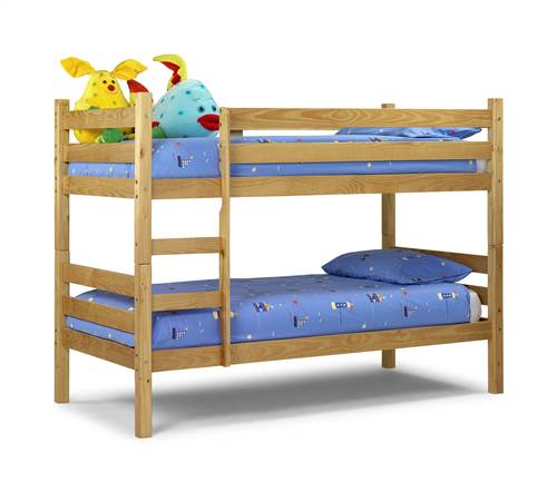 Wycombe pine bunk bed-0