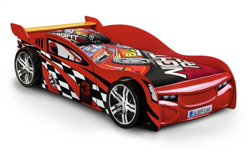 Scorcher racing car bed-0