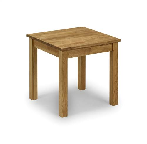 Coxmoor Oak lamp table-0