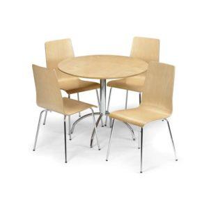 Manta maple dining set-0
