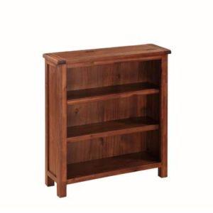 Hartford Acacia low bookcase-0