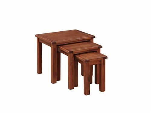 Hartford Acacia nest of 3 tables-0