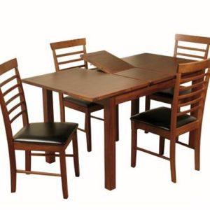 Hartford Acacia dining set-0