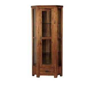 Roscrea corner display cabinet-0