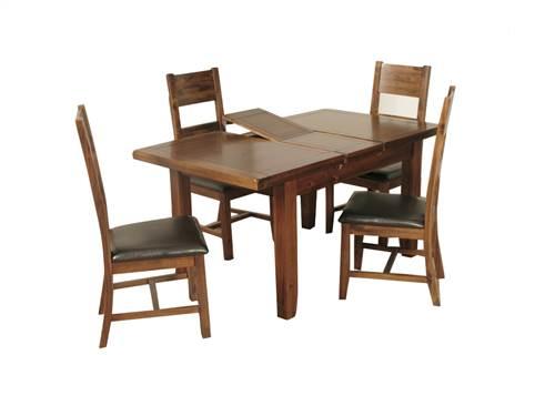 Roscrea small extending dining set-0