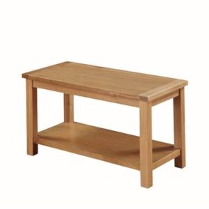 Hartford Light Oak coffee table-0