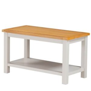 Hartford Painted Oak coffee table-0