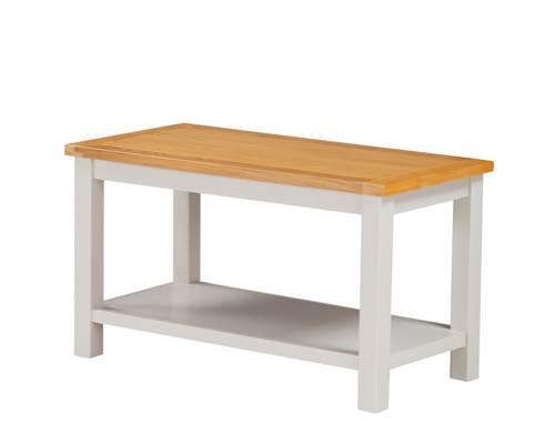 Hartford Painted Oak coffee table-0