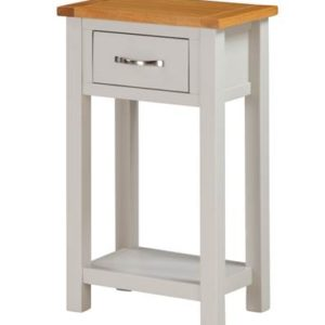 Hartford Painted Oak medium hall table-0