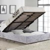 Berlin fabric ottoman bed-0