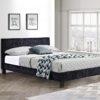 Berlin fabric bedframe-0
