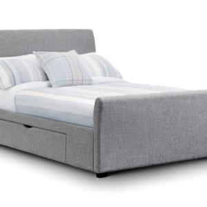 Capri 4'6 bedframe-0