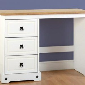 Corona white/pine dressing table-0