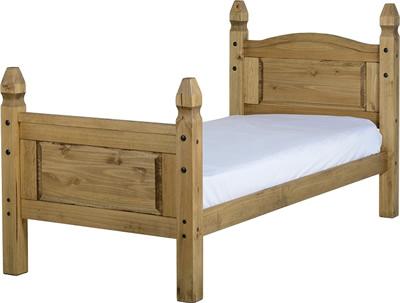 Corona 3' bedframe high end-0