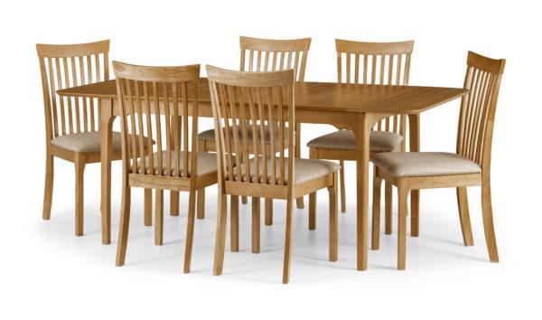 Ibis extending dining set-0