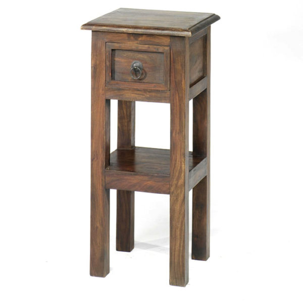 jali lamp telephone table-0